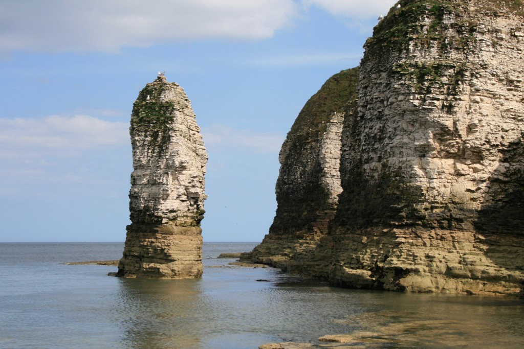 Stack at Selwicks Bay Flamborough