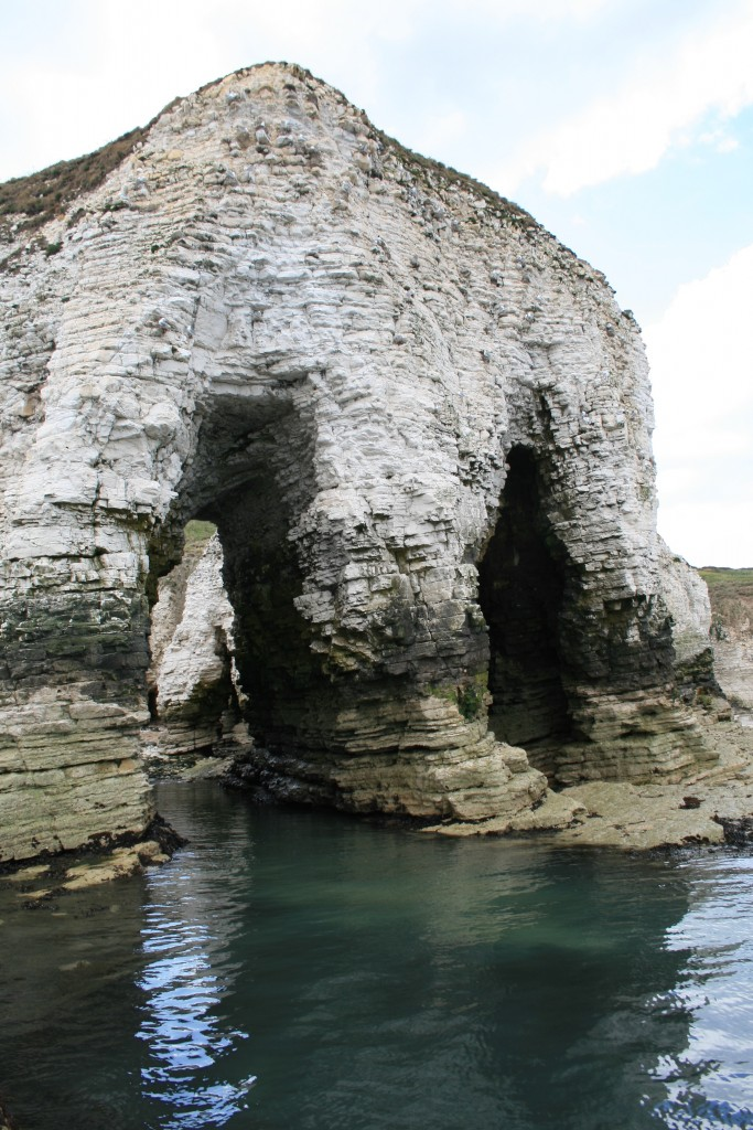 A sea arch at Selwicks Bay, Flamborough