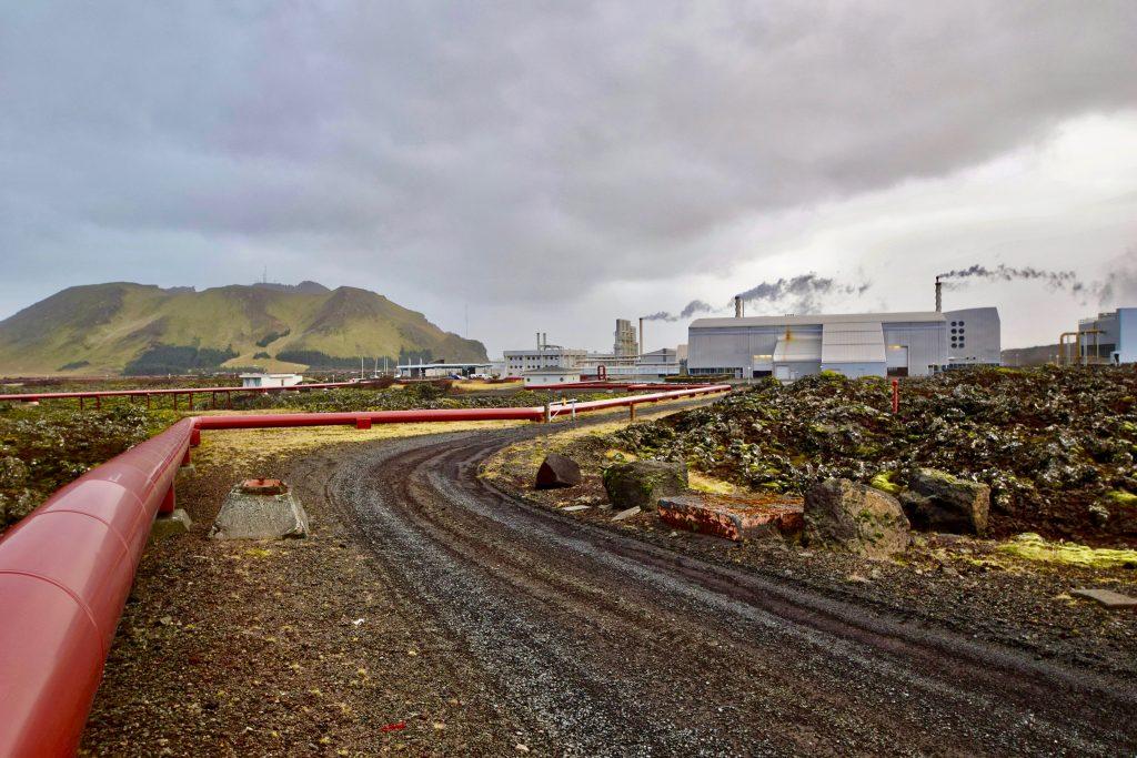 Svartsengi Geothermal Power Station